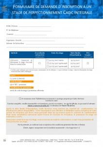 ALZ-0001 - Concevoir et dynamiser la page d'accueil dans la version Alizé @ Cadic Services | Paris | Île-de-France | France